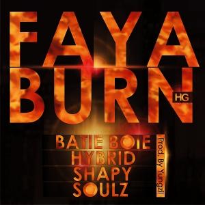 faya burn art