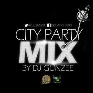 DJ GUNZEE CITY PARTY MIX 3B